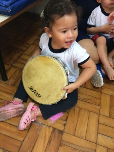 Conhecendo instrumentos