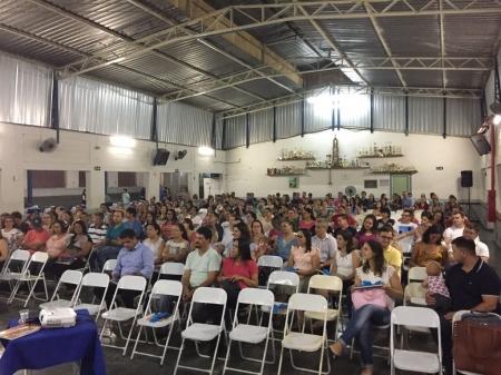 Reunião de pais - Escola da Inteligência