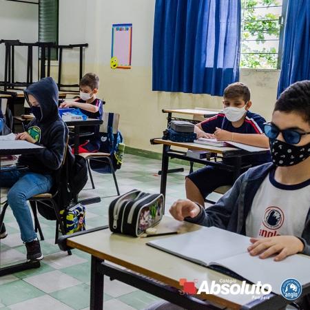 Ensino Fundamental I 2021