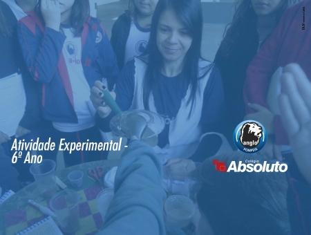 Atividade Experimental - 6� Ano
