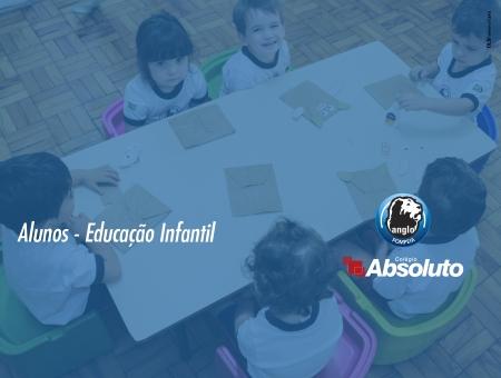 Conhe�a nossos alunos: Educa��o Infantil