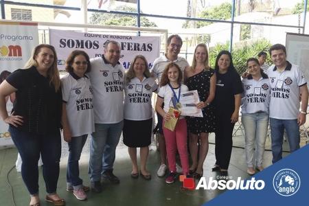Medalhistas da OBR – Olimpíada Brasileira de Robótica