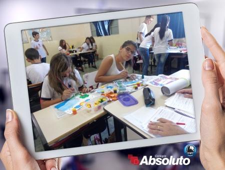 Aula de Artes - 9� ano