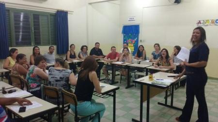 Reunião de pais Ensino Fundamental I