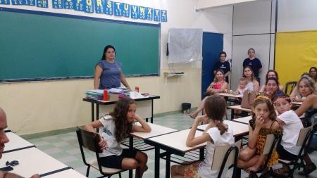 Reunião de Pais do Ensino Fundamental I