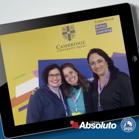 Cambridge Day Brazil em São Paulo