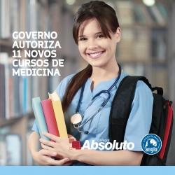 Governo autoriza abertura de 11 novos cursos de medicina