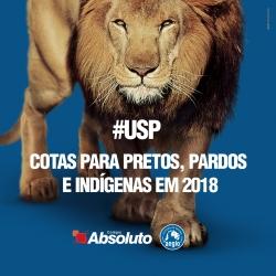 USP adota cota para pretos, pardos e indígenas a partir de 2018