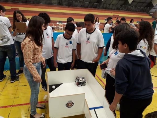 3º Torneio Interno de Robótica