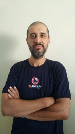Professor Fernando Corrêa Araujo