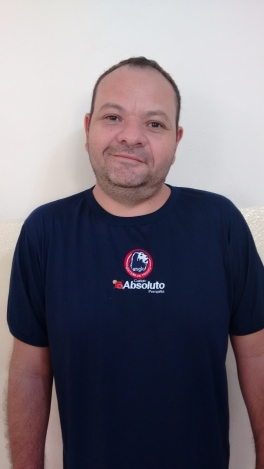 Professor Christian Luis de Almeida